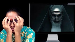 MOM REACTS TO 'THE NUN'