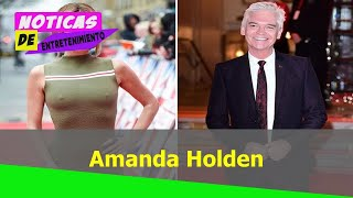 Amanda Holden left devastated over suspicions Phillip Schofield got her axed for This Morning at