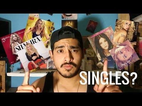 Canciones Que Merecian Ser Single  SHAKIRA
