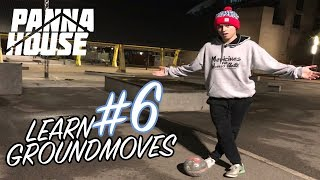 Learn Groundmoves Combo 6 | Street Soccer Tutorial