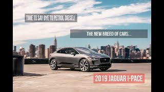 Jaguar I-PACE | Time To Say Bye to Petrol/Diesel Cars | Electric Car | Review | High Wheels Blog