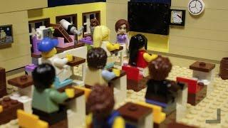 Приключения 'Кондора', Лего мультфильм, 2 сезон 1 серия