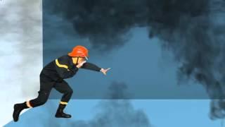 Hướng dẫn 8 kỹ năng thoát nạn khi có cháy ở nhà cao tầng