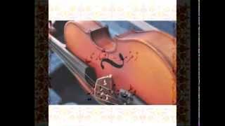 """Persian Classical Music- """"Zamzameh"""" (Whisper) in Afshari - Nader Bazzazieh:  Violin"""