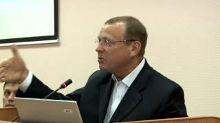 В.А. Ефимов выступление на конференции Россия перед лицом глобализации