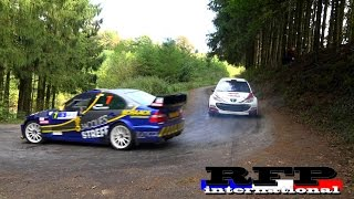 Rallye de Luxembourg 2016 Mistakes & On the Limit [Full HD] - by RFP