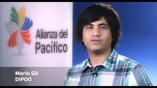 LAB4+ - Alianza del Pacífico, Mario Gil (Dippo)
