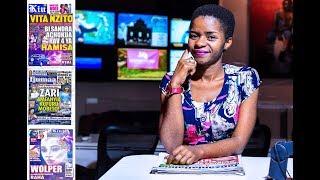 MAGAZETI LIVE: Mwigulu aibua maswali sakata la Lissu, Wabunge kulindwa