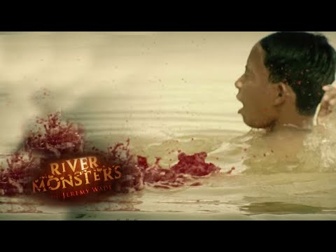 Mekong Mutilator: Attack Story - River Monsters