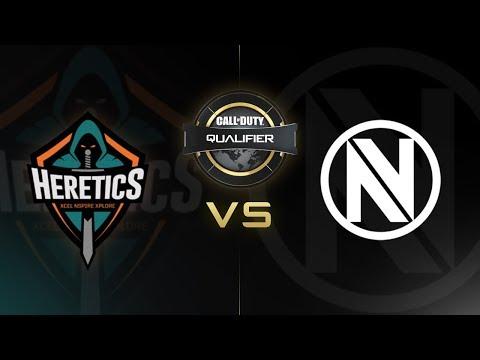 Team Heretics Vs Team Envy - CWL Pro League Qualifier - Día 2