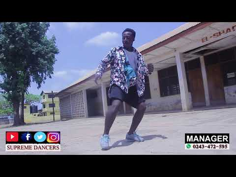 EBONY FT OKYEAME KWAME - MOBILE MONEY | OFFICIAL DANCE VIDEO BY SUPREME DANCERS
