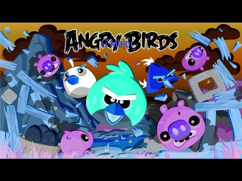 Angry Birds Rap In G Major (Video)