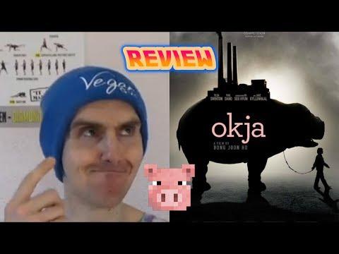 OKJA FILM REVIEW ON NETFLIX