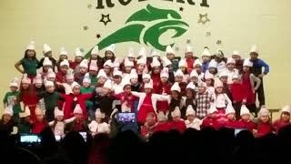 Jazzy first performance