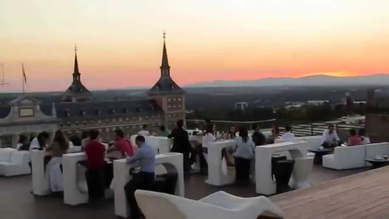 exe moncloa terraza
