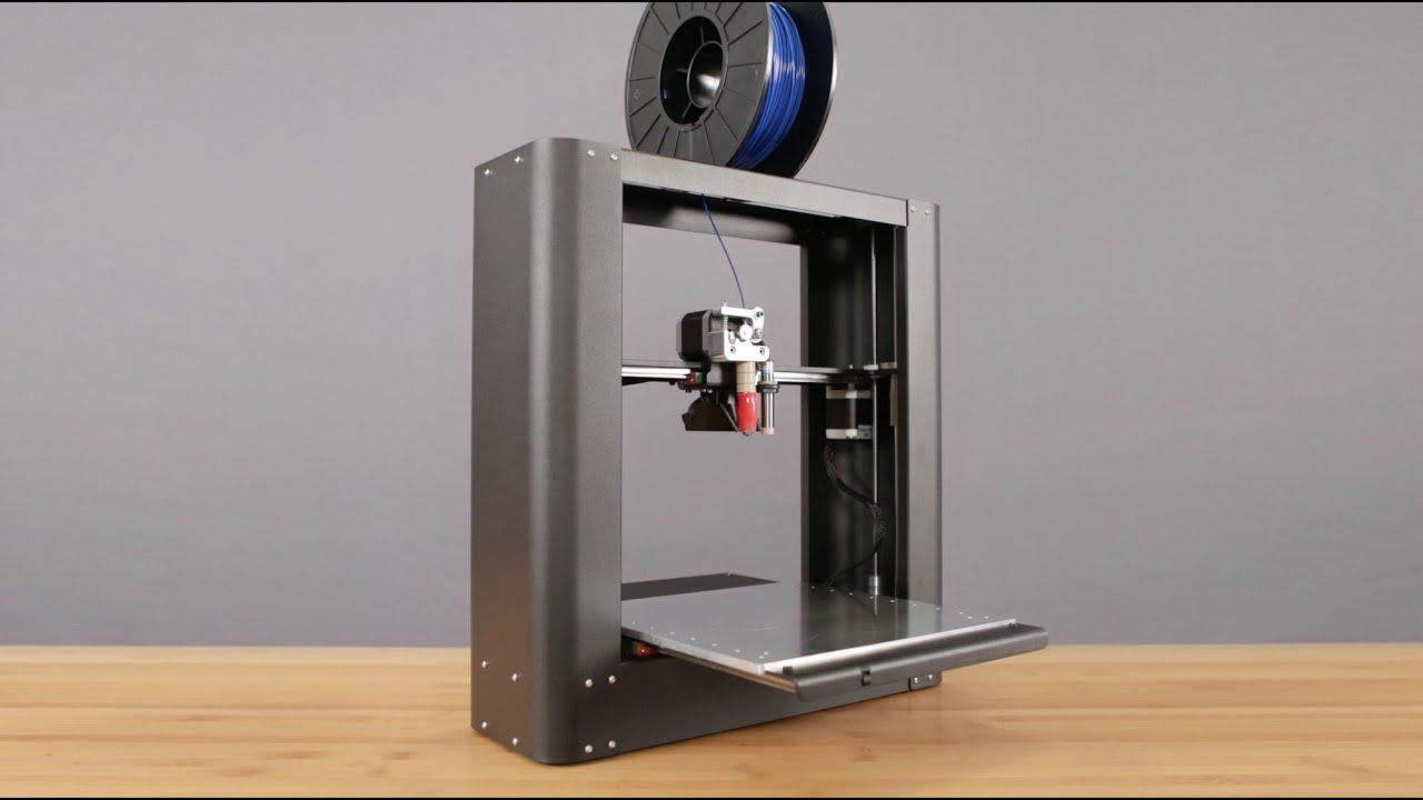 video Printrbot Metal Plus