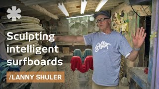 "Oregon surfboard pioneer on customizing ""intelligent"" boards"