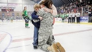 Man of The Game || Try Not To Cry || Soldiers Coming Home 2016