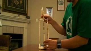 Popsicle Stick Trebuchet