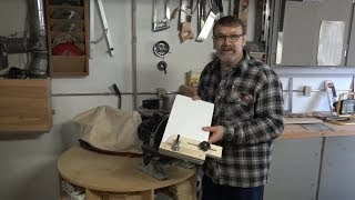 Sanding Jig For Segmented Woodturning   Part 2