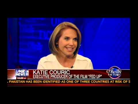 "Bill O'Reilly Interviews Katie Couric (""Fed Up"")"