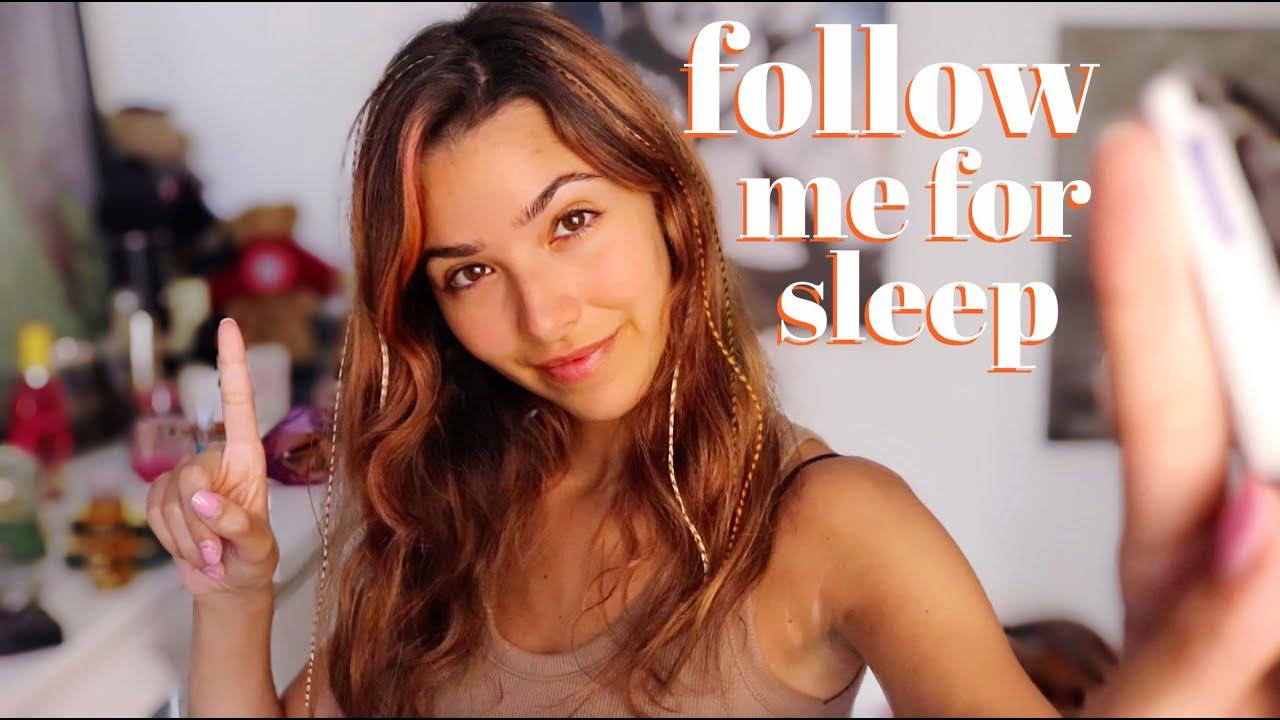 ASMR Follow My Instructions For SLEEP + TINGLES