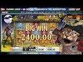Big Bad Wolf (Quickspin) Slot - NICE BONUS BIG WIN ONLINE CASINO - MAX BET 100€