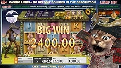 Big Bad Wolf (Quickspin) Slot - NICE BONUS BIG WIN ONLINE CASINO - MAX BET 100€