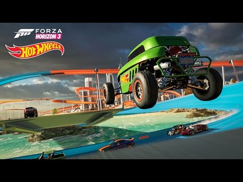 Forza Horizon 3: Hot Wheels Expansion: Review (Xbox One)