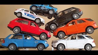Review Toy Cars for Boys Video For Kids NEW