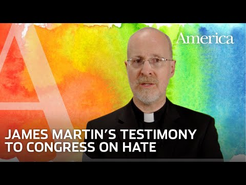 Fr. James Martin, SJ, on how churches can combat hate crimes