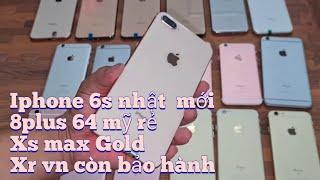 10 tháng 8, 2020 - iphone 6s32gb mới mã nhật , 6s64gb keng zin mã nhật , xs max 64gb gold mỹ ,xr , x