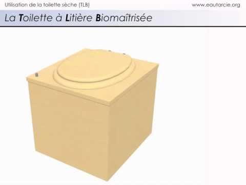 comment fabriquer construire wc toilette s che simple s. Black Bedroom Furniture Sets. Home Design Ideas