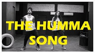 The Humma Song I Easy Zumba dance - fitness choreography I V!cky & Aakanksha
