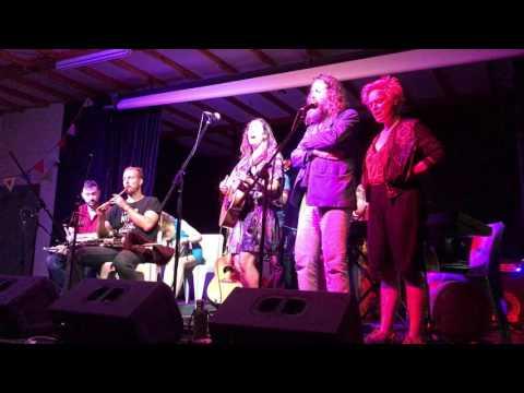 Áine Tyrrell LIVE from Cygnet Folk Festival with Liam Ó Maonlaí * Wallis Bird * Four Winds