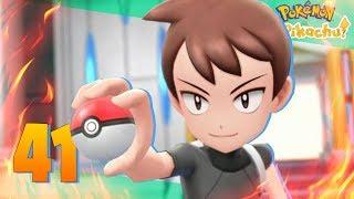 EL CAMPEÓN DE KANTO | Pokémon Lets Go LIGA POKÉMON FINAL