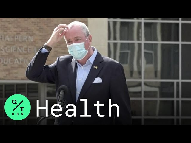 New Jersey Governor Phil Murphy to Quarantine After Contact Tests Positive