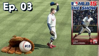 MLB 15 The Show (PS4) Road To The Show SP Ep. 3 | Double A Debut