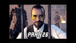 FAR CRY 5 Walkthrough Part 26 - Cull the Herd (4K Let's Play Commentary)