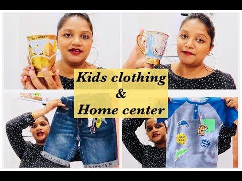Kids Spring Clothing Haul Boys    Center Point    Home Center Haul    2018