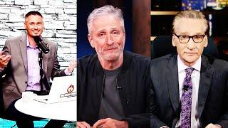 Jon Stewart REAMS Bİll Maher's 'Cancel Culture' Take | Krystal Kyle & Friends Podcast