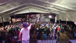 Yo Quiero Chupar - Dixie (Feria de Apizaco 2015)