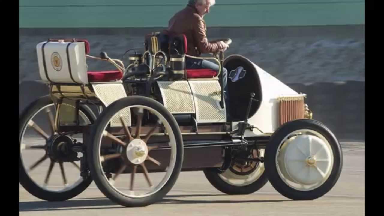 1900 Lohner Porsche Semper Vivus Youtube