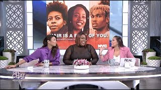 Loni Wishes NYC's Hair Discrimination Ban Had Been Around When She Was An Engineer