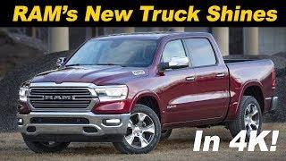 2019 RAM 1500 - The Best Pickup In America?