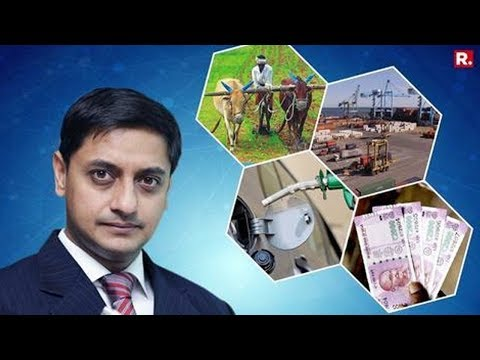 Finance Ministry's Principal Economic Adviser Sanjeev Sanyal Speaks To Republic TV