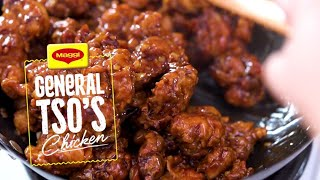 How to Cook General Tso's Chicken with MAGGI