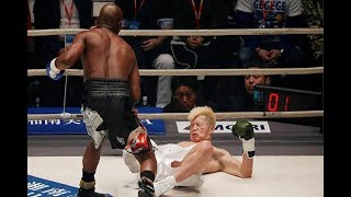 那須川天心 vs.フロイド・メイウェザー 🥊  Floyd Mayweather Jr. vs. Tenshin Nasukawa Full Fight