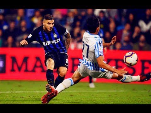 【103 GOL】Mauro Icardi vs SPAL(07/10/2018)18-19 HD 720p by轩旗