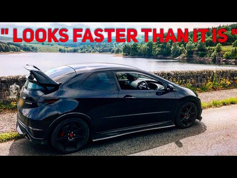 is the honda civic fn2 type r as bad as the reviews say youtube. Black Bedroom Furniture Sets. Home Design Ideas